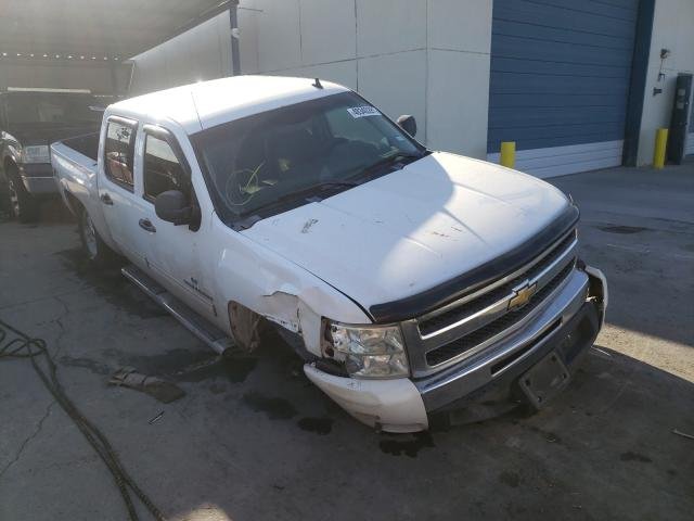 Salvage cars for sale from Copart Anthony, TX: 2011 Chevrolet Silverado