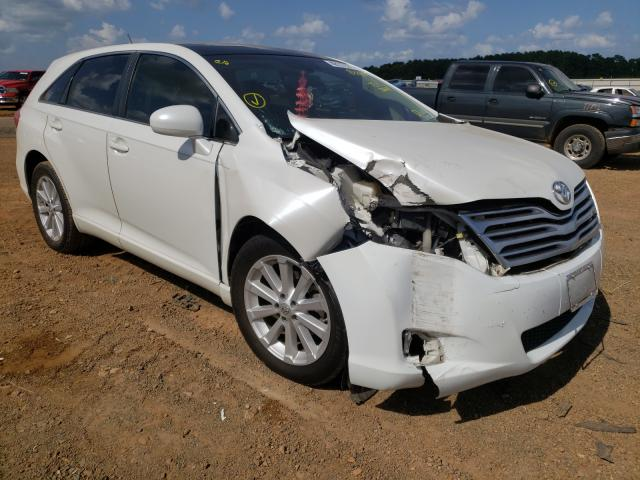 Salvage cars for sale from Copart Longview, TX: 2011 Toyota Venza