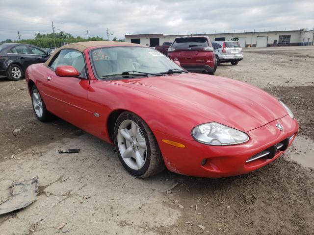 Vehiculos salvage en venta de Copart Indianapolis, IN: 1999 Jaguar XK8
