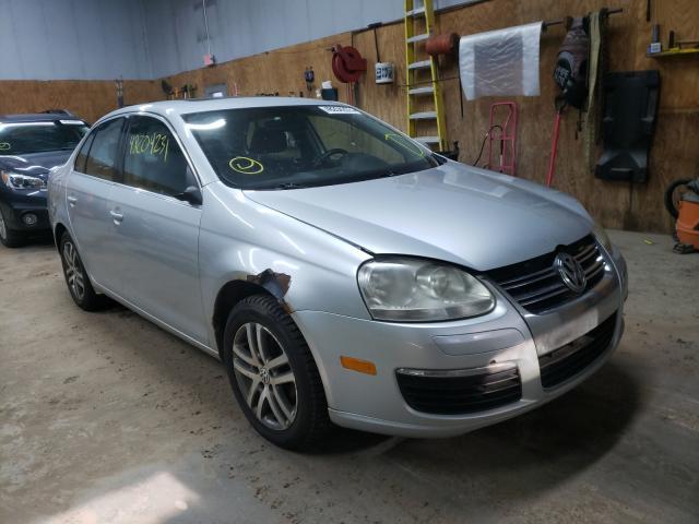 Salvage cars for sale from Copart Kincheloe, MI: 2006 Volkswagen Jetta TDI
