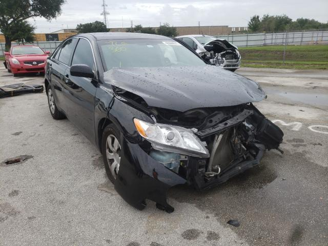 Salvage 2009 TOYOTA CAMRY - Small image. Lot 48068631