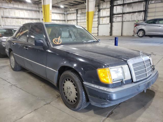 Mercedes-Benz 300 E salvage cars for sale: 1990 Mercedes-Benz 300 E