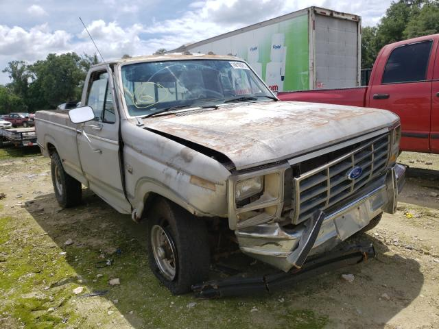 Salvage 1982 FORD F350 - Small image. Lot 48165651