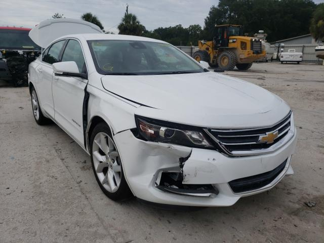 Salvage cars for sale from Copart Punta Gorda, FL: 2015 Chevrolet Impala LT