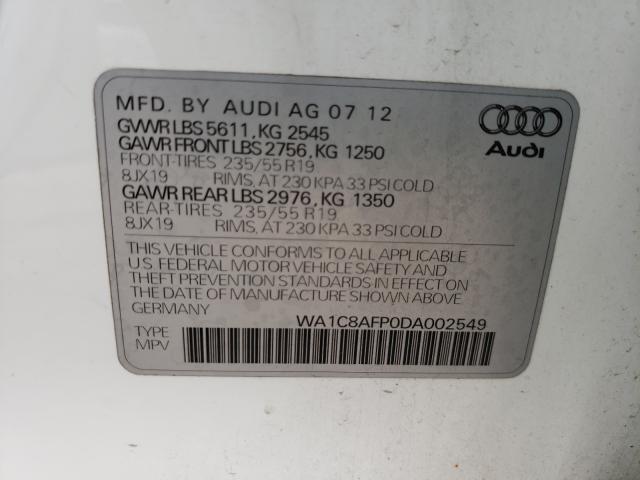 WA1C8AFP0DA002549