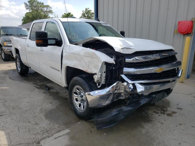 Salvage cars for sale from Copart Sikeston, MO: 2016 Chevrolet Silverado
