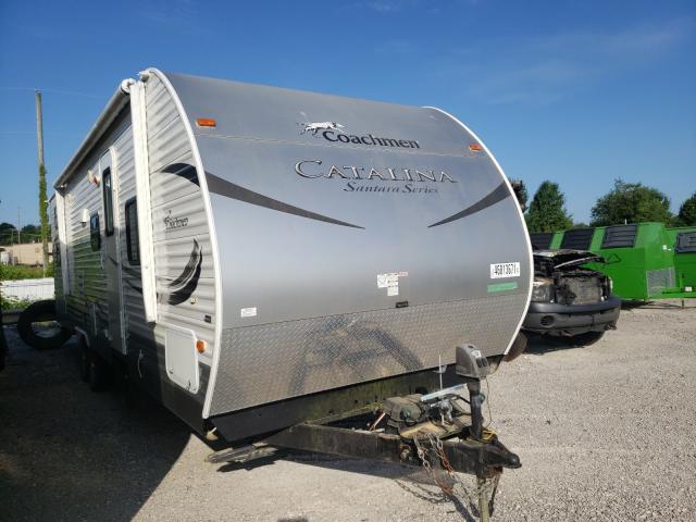 Coachmen Vehiculos salvage en venta: 2013 Coachmen Catalina