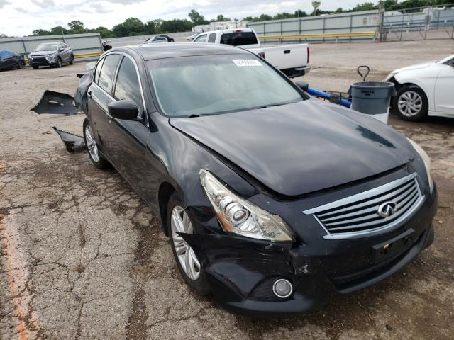 Vehiculos salvage en venta de Copart Wichita, KS: 2010 Infiniti G37