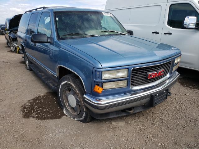 GMC salvage cars for sale: 1996 GMC Suburban K