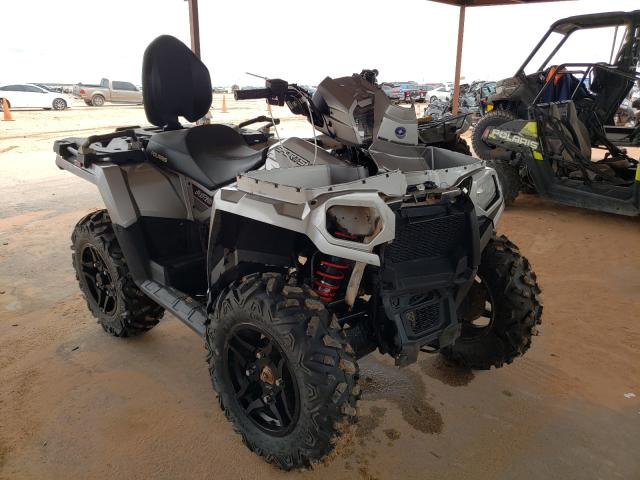 Salvage cars for sale from Copart Andrews, TX: 2019 Polaris Sportsman