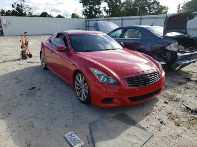 2008 Infiniti G37 en venta en Hampton, VA