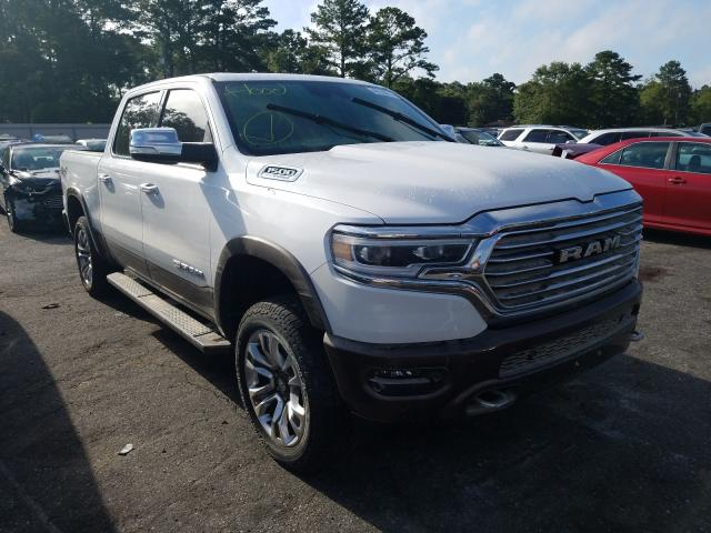 Dodge salvage cars for sale: 2021 Dodge RAM 1500 Longh