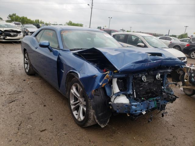 Salvage 2021 DODGE CHALLENGER - Small image. Lot 47851841