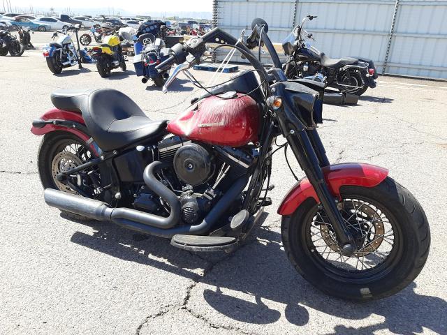 Salvage cars for sale from Copart Phoenix, AZ: 2012 Harley-Davidson FLS Softai