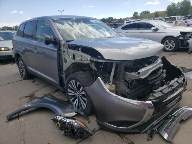 Mitsubishi Vehiculos salvage en venta: 2020 Mitsubishi Outlander