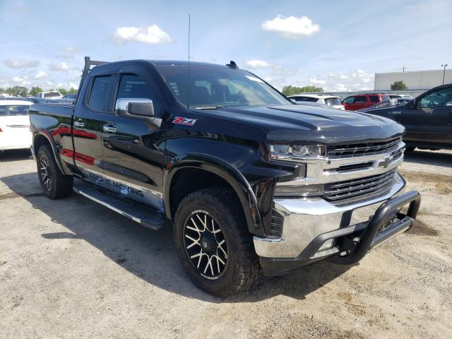 Salvage cars for sale from Copart Fredericksburg, VA: 2020 Chevrolet Silverado