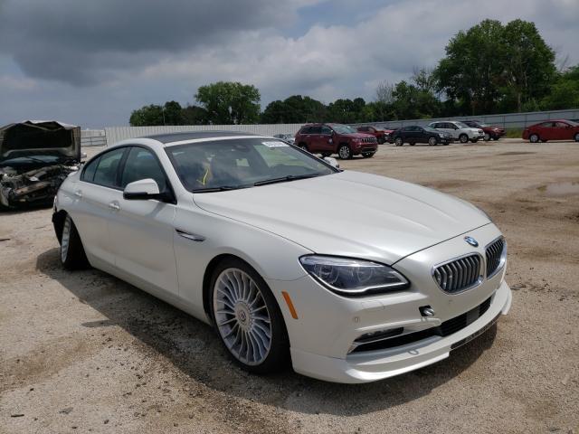 BMW Vehiculos salvage en venta: 2018 BMW 650 XI GRA