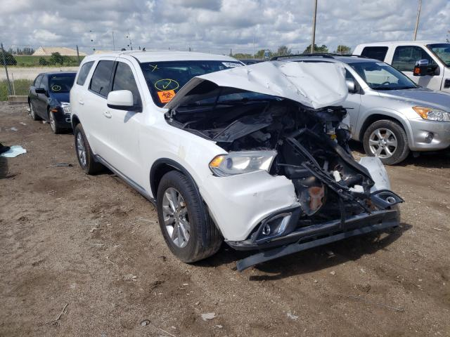 Salvage cars for sale from Copart West Palm Beach, FL: 2017 Dodge Durango SS