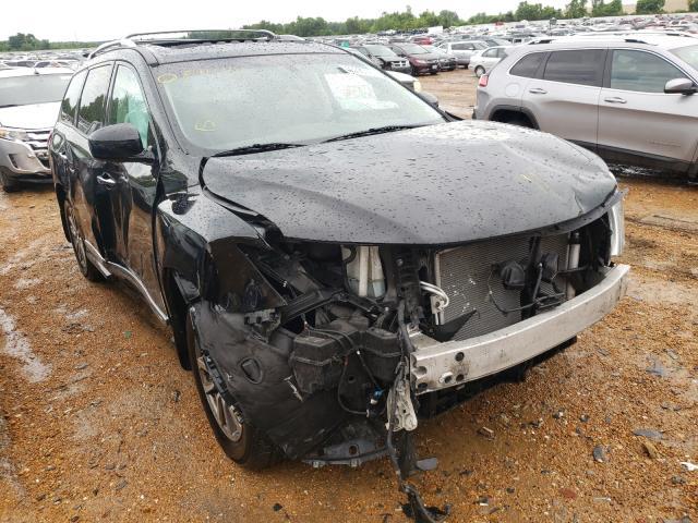 Nissan Pathfinder salvage cars for sale: 2014 Nissan Pathfinder
