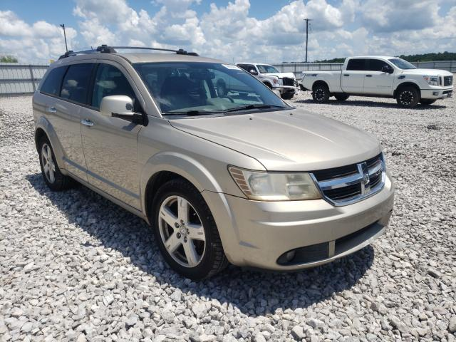 Salvage cars for sale from Copart Lawrenceburg, KY: 2009 Dodge Journey R