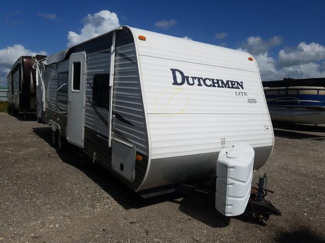 Dutchmen salvage cars for sale: 2012 Dutchmen Lite