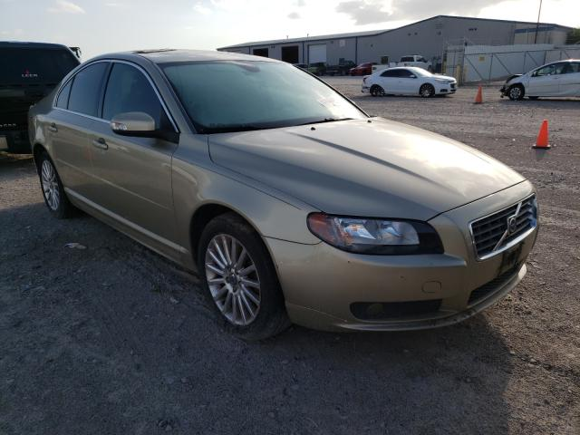 Salvage cars for sale from Copart Houston, TX: 2007 Volvo S80 3.2