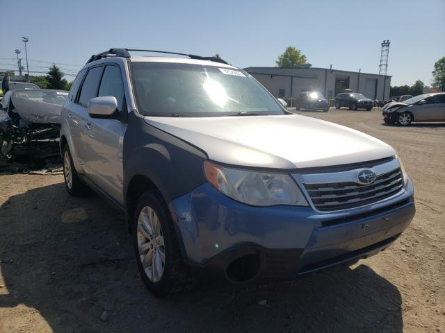 Salvage cars for sale at Finksburg, MD auction: 2011 Subaru Forester 2