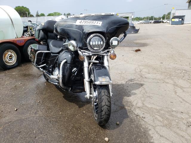 Harley-Davidson salvage cars for sale: 2013 Harley-Davidson Flhtk Elec