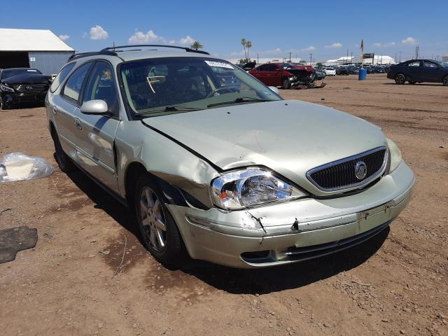 Vehiculos salvage en venta de Copart Phoenix, AZ: 2003 Mercury Sable GS