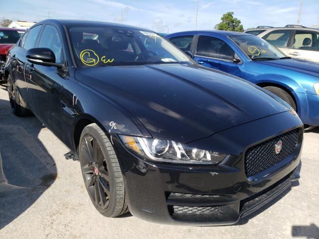 Jaguar Vehiculos salvage en venta: 2017 Jaguar XE Prestige