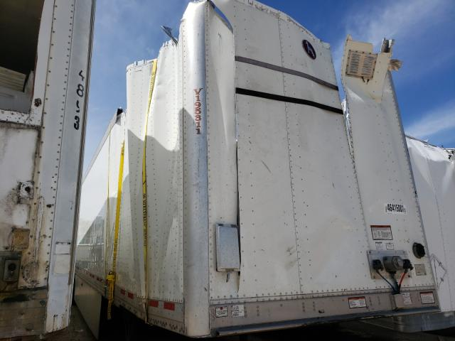 Great Dane salvage cars for sale: 2019 Great Dane 53 Trailer