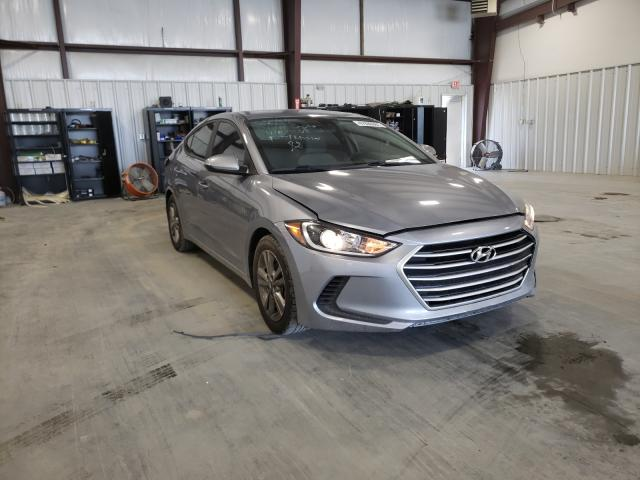 Hyundai Elantra salvage cars for sale: 2017 Hyundai Elantra