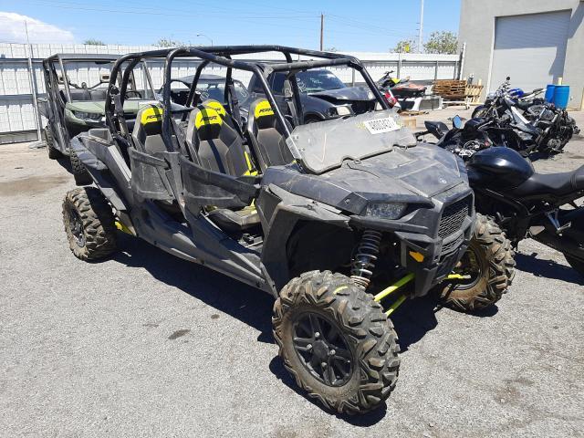 Salvage motorcycles for sale at Las Vegas, NV auction: 2016 Polaris RZR XP 4 1