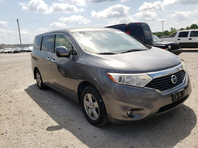 Salvage 2014 NISSAN QUEST - Small image. Lot 48162821
