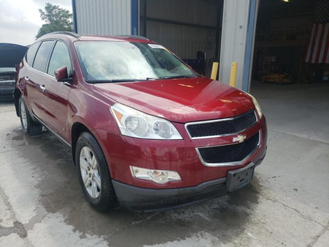 Salvage cars for sale from Copart Sikeston, MO: 2010 Chevrolet Traverse L