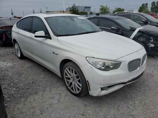 Salvage cars for sale from Copart Ontario Auction, ON: 2010 BMW 550 GT