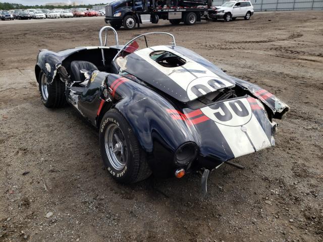 Shel salvage cars for sale: 1965 Shel Cobra