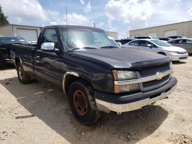 Salvage cars for sale from Copart Gainesville, GA: 2004 Chevrolet Silverado