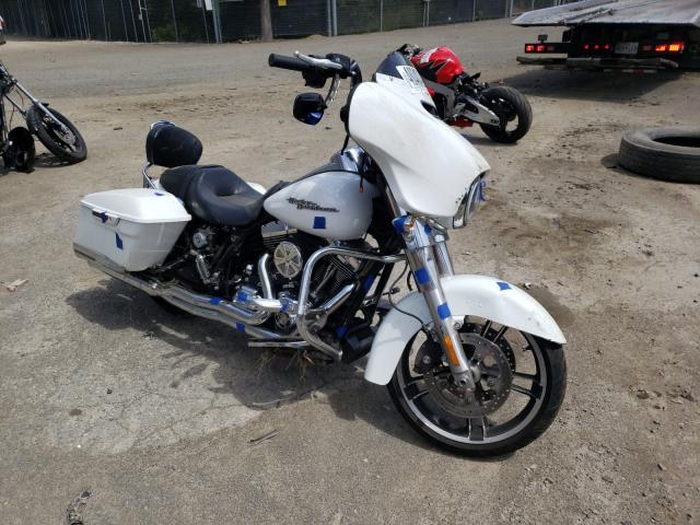 Salvage cars for sale from Copart Waldorf, MD: 2016 Harley-Davidson Flhx Street
