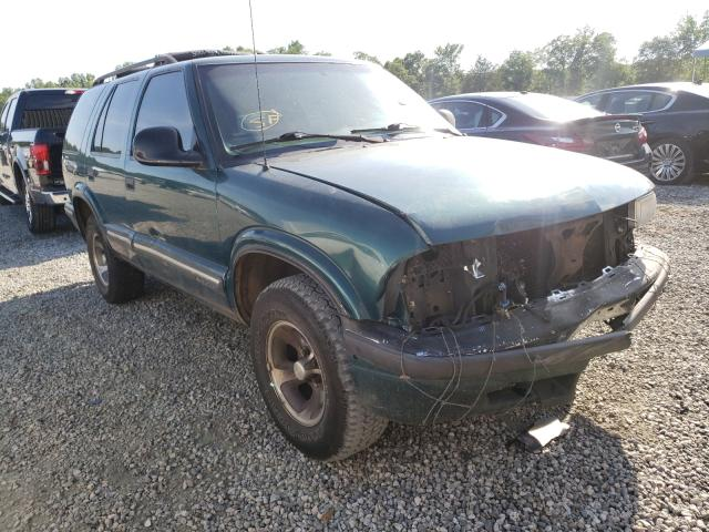 Chevrolet Blazer salvage cars for sale: 1998 Chevrolet Blazer