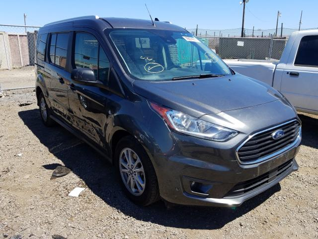 Salvage cars for sale from Copart San Martin, CA: 2020 Ford Transit CO