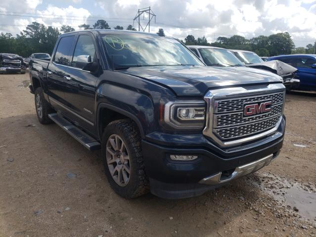 Salvage trucks for sale at Greenwell Springs, LA auction: 2017 GMC Sierra C15