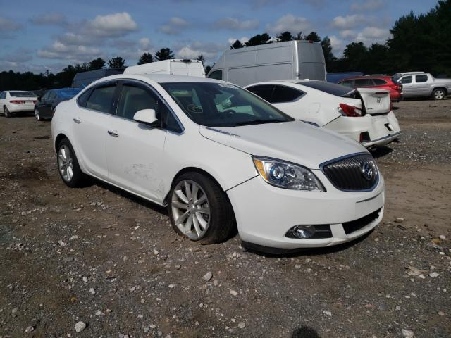 Salvage cars for sale at Finksburg, MD auction: 2014 Buick Verano CON