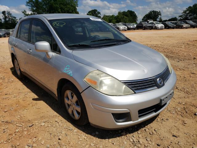 Vehiculos salvage en venta de Copart China Grove, NC: 2009 Nissan Versa S