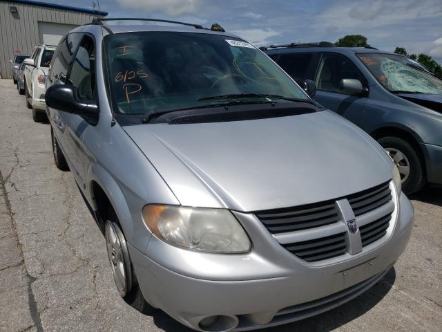 Vehiculos salvage en venta de Copart Rogersville, MO: 2006 Dodge Grand Caravan