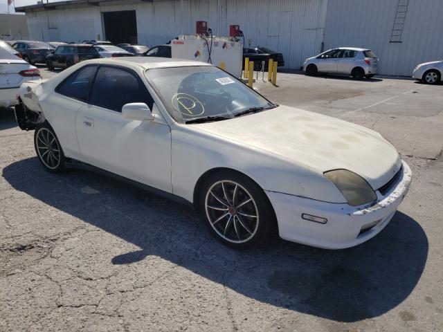 Honda Prelude salvage cars for sale: 1998 Honda Prelude