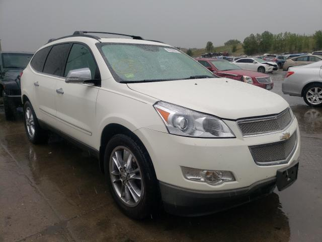 Chevrolet salvage cars for sale: 2010 Chevrolet Traverse L