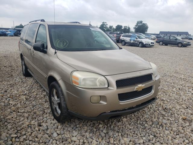 Salvage cars for sale from Copart Sikeston, MO: 2005 Chevrolet Uplander L