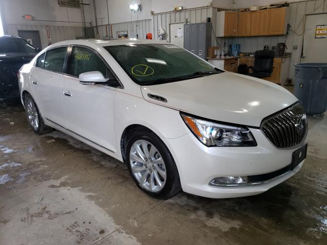 Salvage cars for sale from Copart Columbia, MO: 2014 Buick Lacrosse