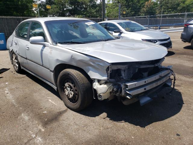 Salvage cars for sale from Copart Denver, CO: 2002 Chevrolet Impala